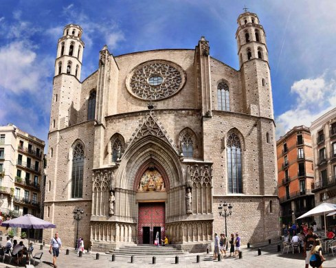 Catedral del Mar  flordeselva
